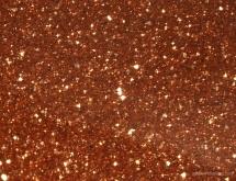 Aventurine glass or goldstone, copper inclusions