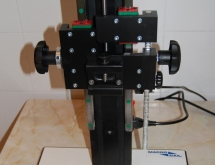 MacroRail automated stage for photo micrography