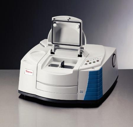Thermo Nicolet FTIR spectrometer